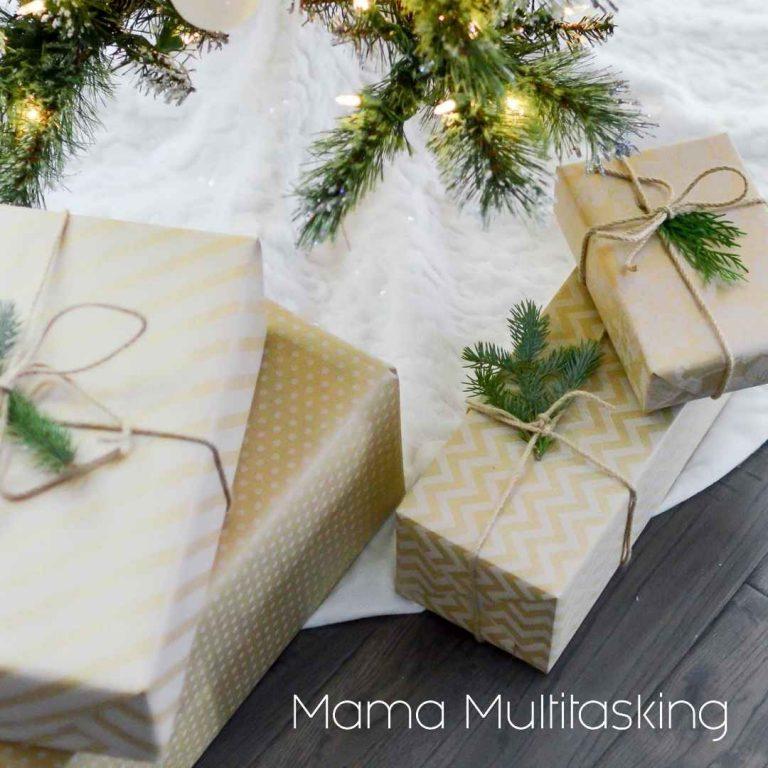como ahorrar dinero en regalos de navidad