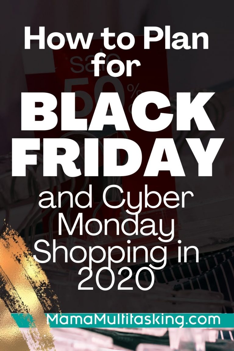 How to Plan for Black Friday and Cyber Monday