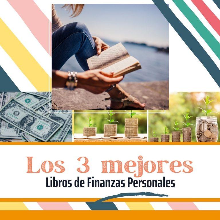 Los 3 mejores libros de finanzas personales