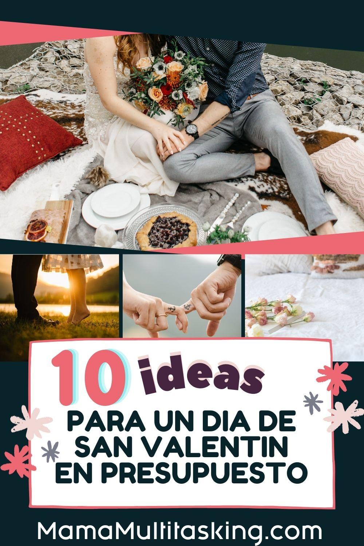 ideas para san valentin presupuesto